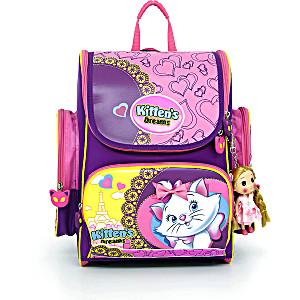 Школьный рюкзак – ранец HummingBird Kittens Dreams – арт. K12