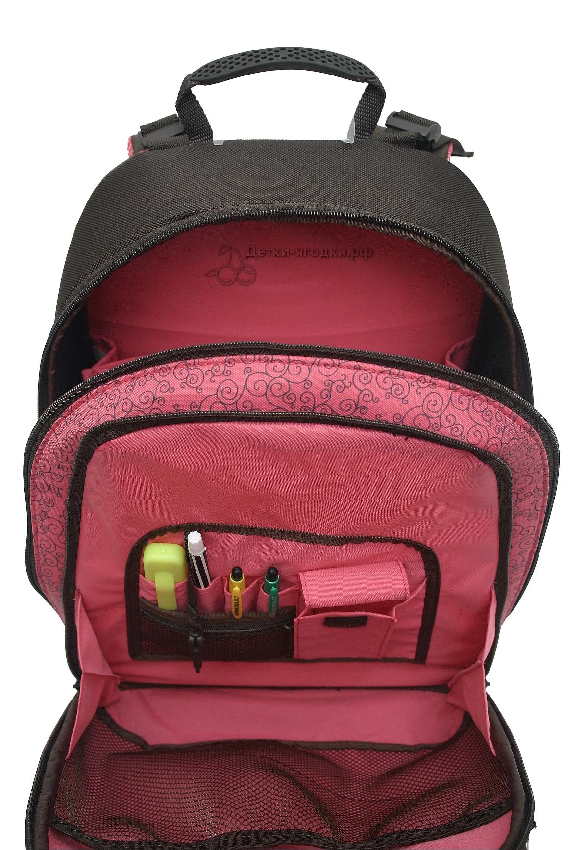 Школьный рюкзак Hummingbird T89 официальный, - фото 4