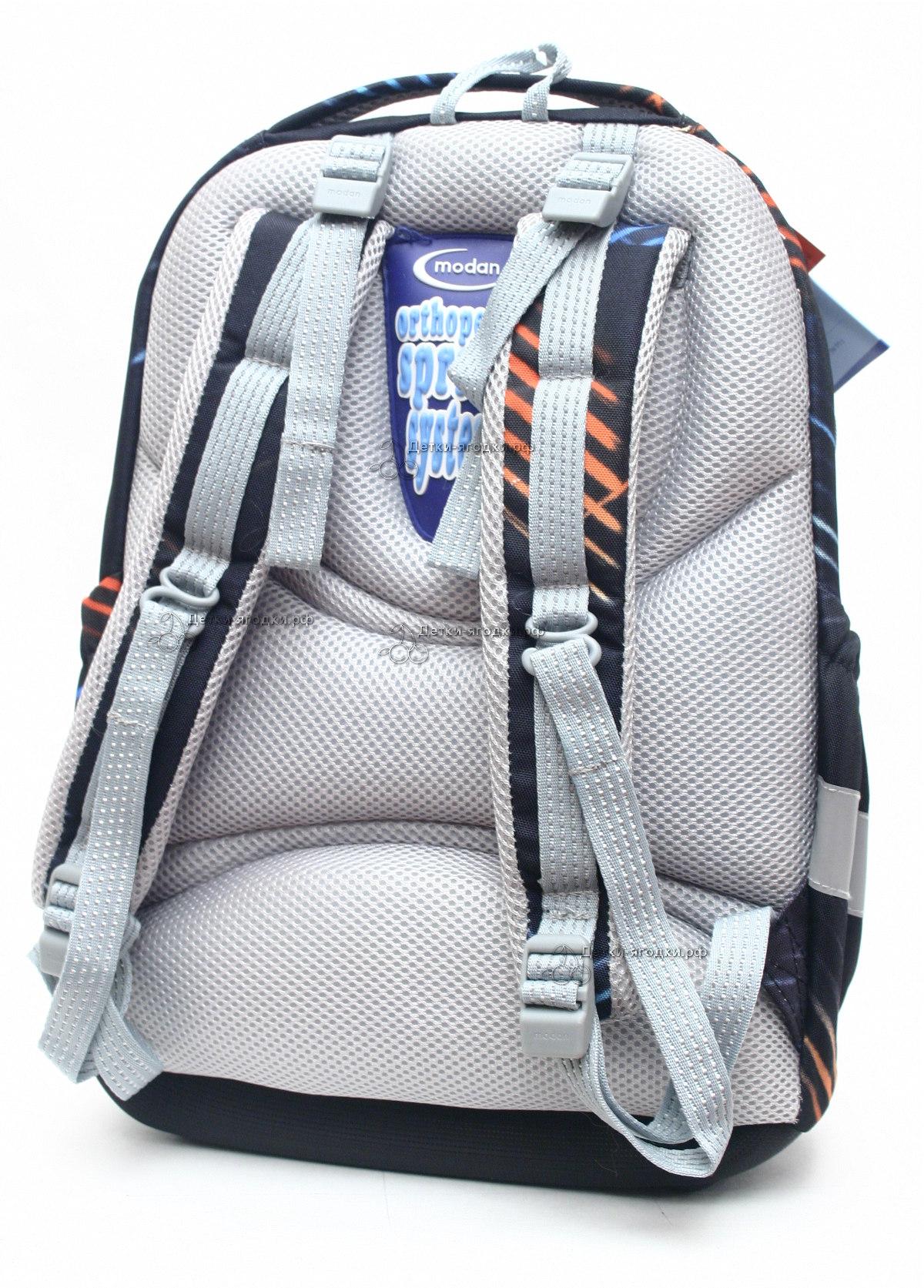 Школьный рюкзак - ранец Modan Generic II, - фото 4