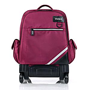 Школьный рюкзак на колесах – ранец Wheelpak Zenith Purple – арт. WLP2143 (для 5-7 класса, 25 литр)