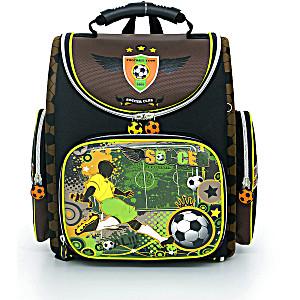Школьный рюкзак – ранец HummingBird Soccer club – арт. K35 (с мешком для обуви)