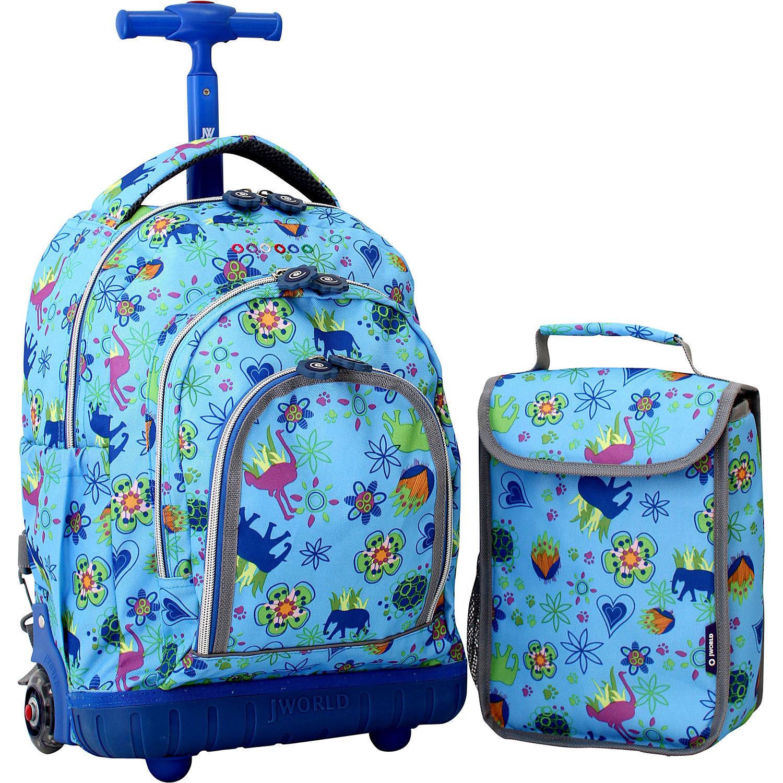 Рюкзак на колесах jworld рюкзак для рыболова купить недорого
