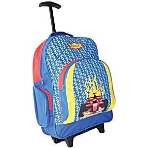 Рюкзак детский на колесах для малышей Bieco Formula 1