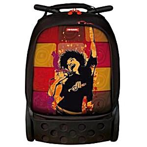 Рюкзак на колесиках Nikidom ПопСтар арт. 9002 (19 литров) с аксессуарами