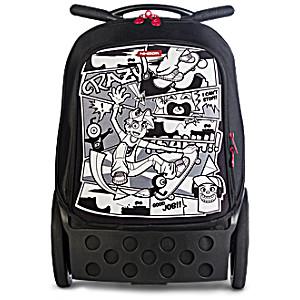 Рюкзак на колесиках Nikidom Комикс арт. 9001 (19 литров)