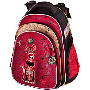 Школьный рюкзак – ранец HummingBird Teens Fashion Cat – арт. T29