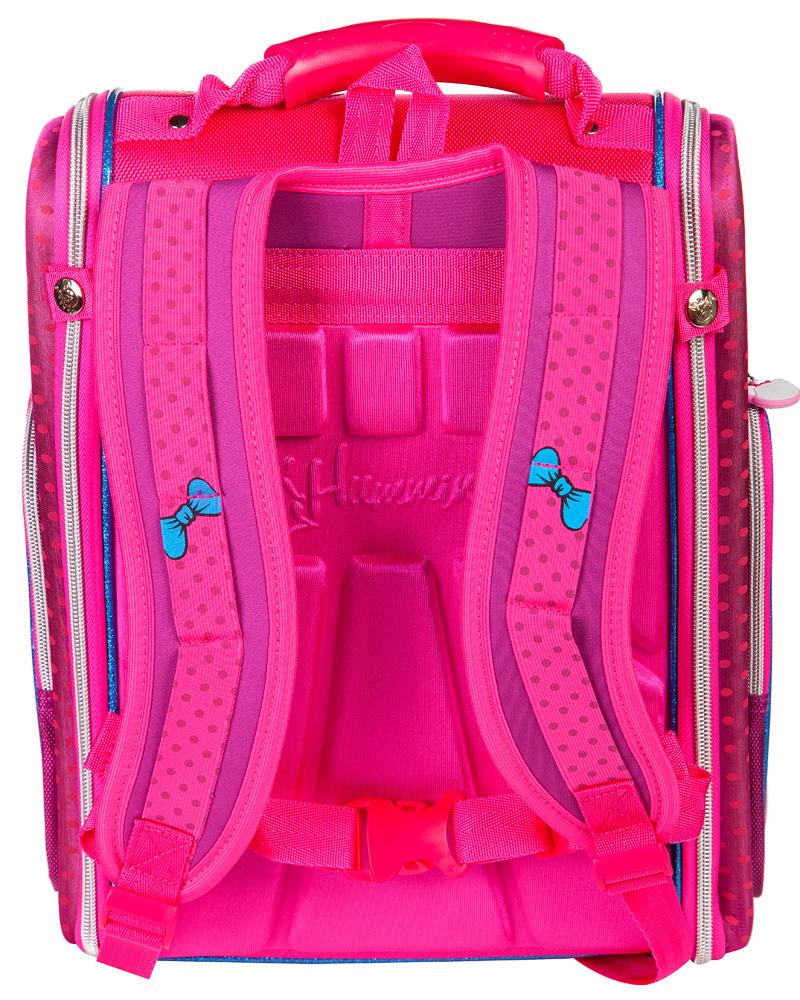 Школьный рюкзак hummingbird charming kitty к40 с мешком рюкзаки российские дизайнеры