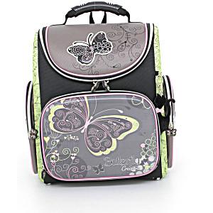 Школьный рюкзак – ранец HummingBird Butterfly Creative – арт. K70 (с мешком для обуви)
