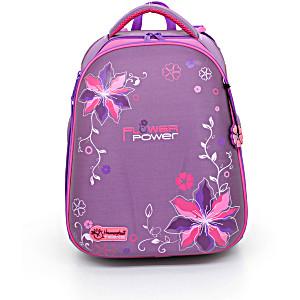 Школьный рюкзак – ранец HummingBird Teens Flower Power – арт. T4