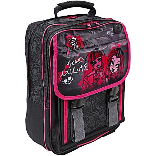 d1491dadb778 Купить Школьный ранец-рюкзак Monster High MH13830 (3-5 класс ...