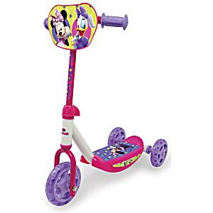 Самокат 3-х колесный Smoby Minnie Mouse арт.450145