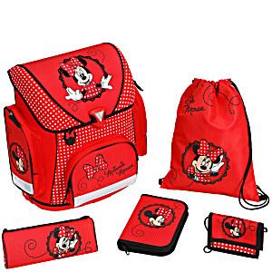 Школьный рюкзак Scooli Minnie Mouse Минни Маус MI13825 с наполнением