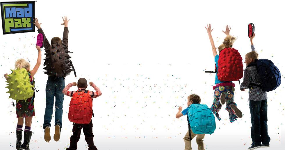 Детские рюкзаки Madpax