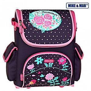 Школьный рюкзак раскладной Mike&Mar Майк Мар Лето арт. 1440-ММ-01 + пенал