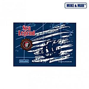 Пенал Mike&Mar (Майк Мар) Морская Легенда без наполнения