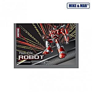 Пенал Mike&Mar (Майк Мар) Робот без наполнения