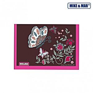 Пенал Mike&Mar (Майк Мар) Бабочка без наполнения