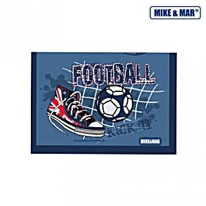 Пенал Mike&Mar (Майк Мар) Футбол без наполнения