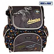 Школьный рюкзак раскладной Mike&Mar Майк Мар Динозавр арт. 1440-ММ-10