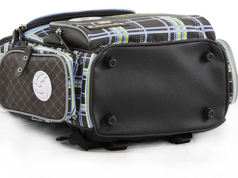 Ранец Mike Mar Стрекоза и Цветы 1074-ММ-151 + мешок для обуви + пенал в подарок, - фото 8