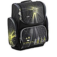 Школьный рюкзак Mike&Mar Майк Мар Город 1074-ММ-494 + мешок для обуви + пенал