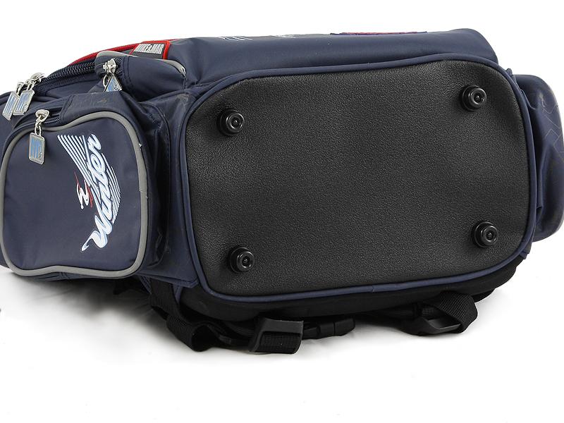 Школьный рюкзак Mike&Mar Майк Мар Собачка синий 1074-ММ-01 + мешок для обуви, - фото 8