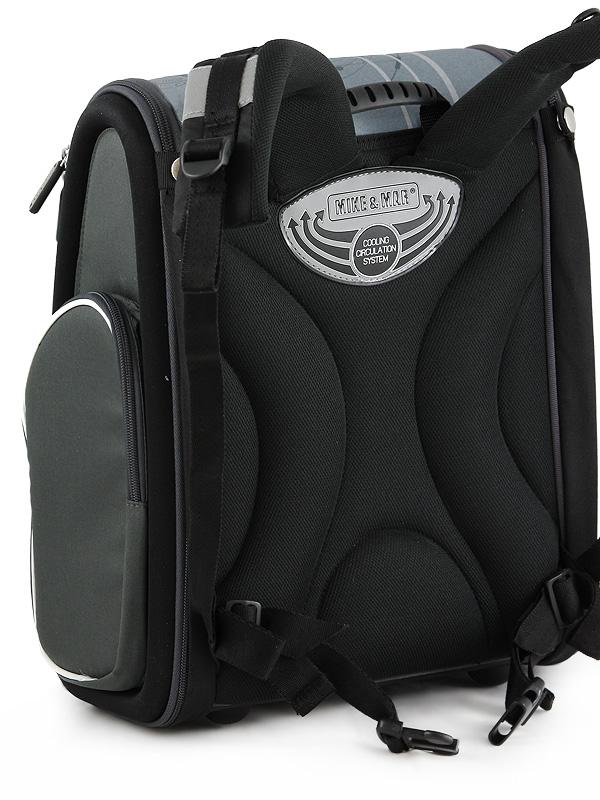 Школьный рюкзак раскладной Mike&Mar Майк Мар Акула 5040-ММ-16, - фото 2