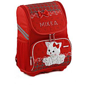 Школьный рюкзак облегченный Mike&Mar Майк Мар Микка арт. 700-ММ-7 + мешок для обуви