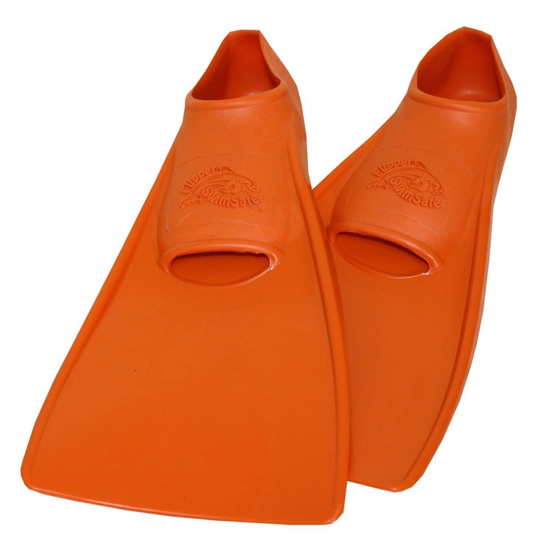 Детские ласты для плавания SwimSafe размер 22-24, 24-26, 26-28, 28-30, 30-33, - фото 1