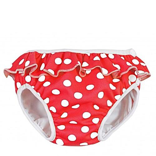 Детские непромокаемые трусики для бассейна Imsevimse Полька Дот Красные f40a4e67890