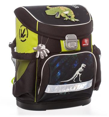 Ранец Belmil 405-33/432 DINO + мешок для обуви, - фото 2