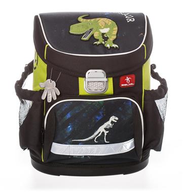 Ранец Belmil 405-33/432 DINO + мешок для обуви, - фото 1