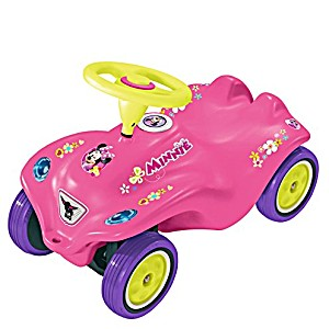 Машинка-каталка BIG BOBBY CAR Classic Minnie Mouse