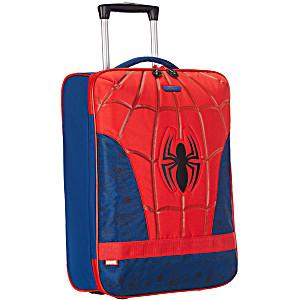 Чемодан детский 2-х колесный Marvel Wonder Человек Паук
