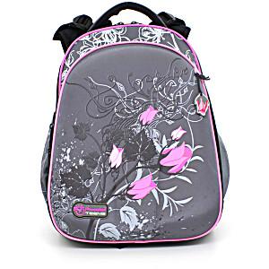 Школьный рюкзак – ранец HummingBird Teens Розы – арт. T43