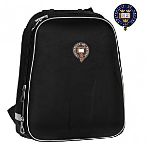 Школьный рюкзак OXFORD 1008-ОХ-1 черный + мешок для обуви