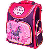 Школьный рюкзак - ранец HummingBird My Brilliant Pony K50 с мешком для обуви