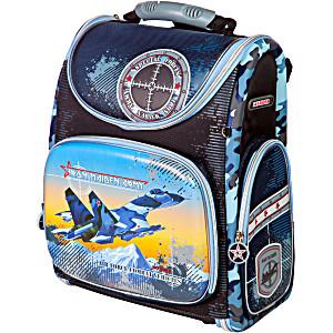 Школьный рюкзак – ранец HummingBird Ski Rider K75 с мешком для обуви