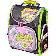 Школьный рюкзак - ранец HummingBird Lovely Teddy K77 с мешком для обуви