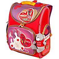 Школьный рюкзак - ранец HummingBird Beautify This World K80 с мешком для обуви