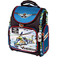 Школьный рюкзак - ранец HummingBird Airforce K85 с мешком для обуви