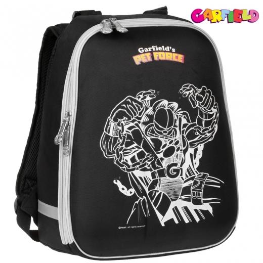 Рюкзаки школьные с рисунком гарфилд кожаный рюкзак купить питер дешево