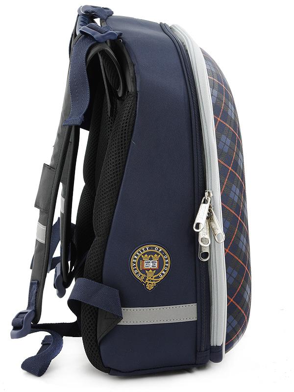 Рюкзак школьный Mike&Mar Майк Мар Машина т.серый 1008-158, - фото 4