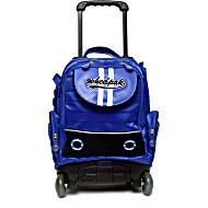 Школьный рюкзак на колесах - ранец Wheelpak Punch Blue - арт. WLP2129 (для 0-3 класса, 15 литров)