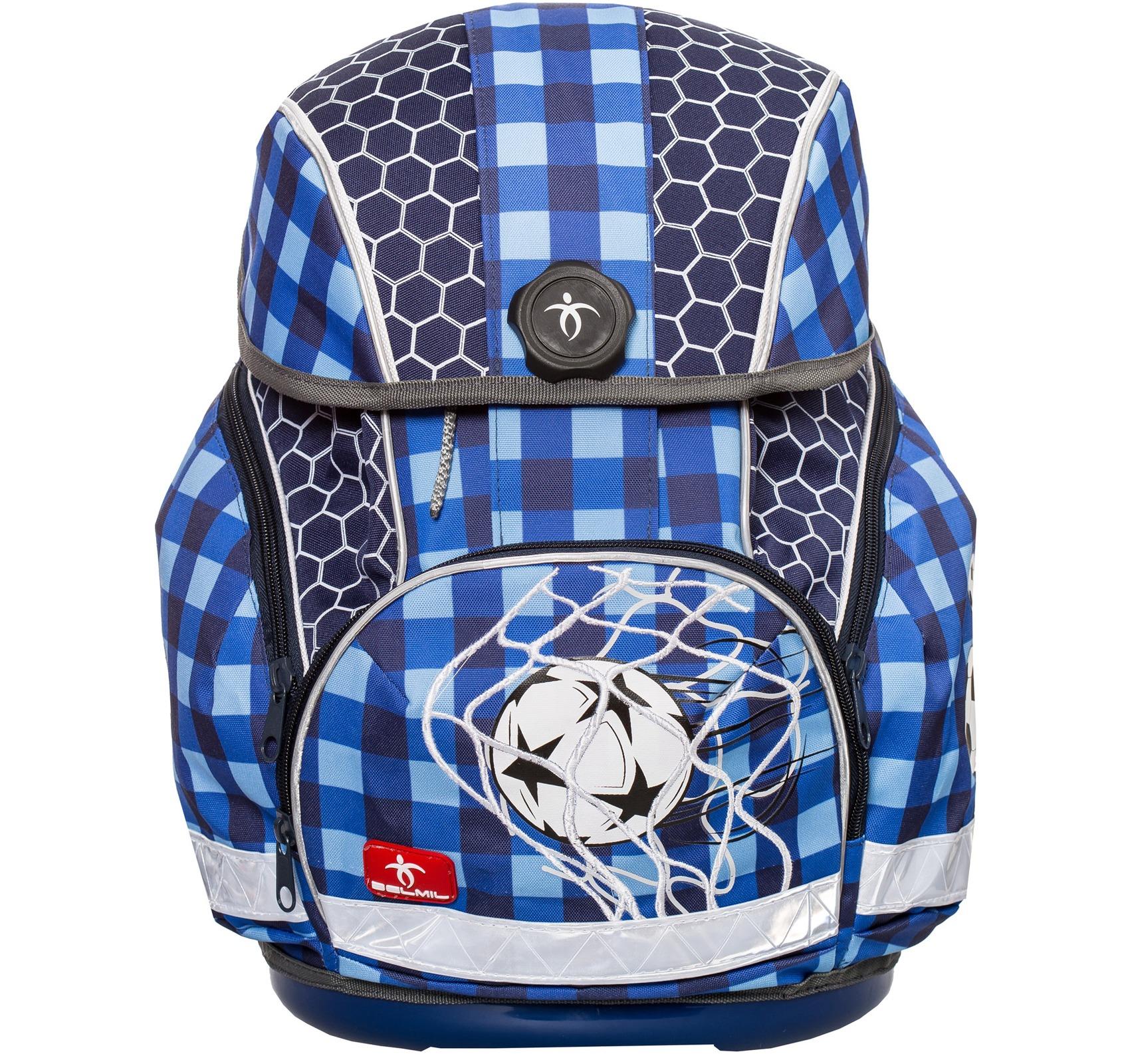 496e2175bb26 Купить Ранец Belmil EASY PACK 404-40/338 FOOTBALL — купить в Москве ...