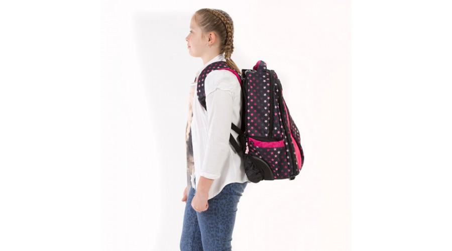 Рюкзак на колесиках с выдвижной с ручкой Belmil BLUE MAGIC 338-45/772, - фото 18