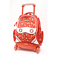 Школьный рюкзак на колесах - ранец Wheelpak Red - арт. WLP2211 (для 0-3 класса, 15 литров)