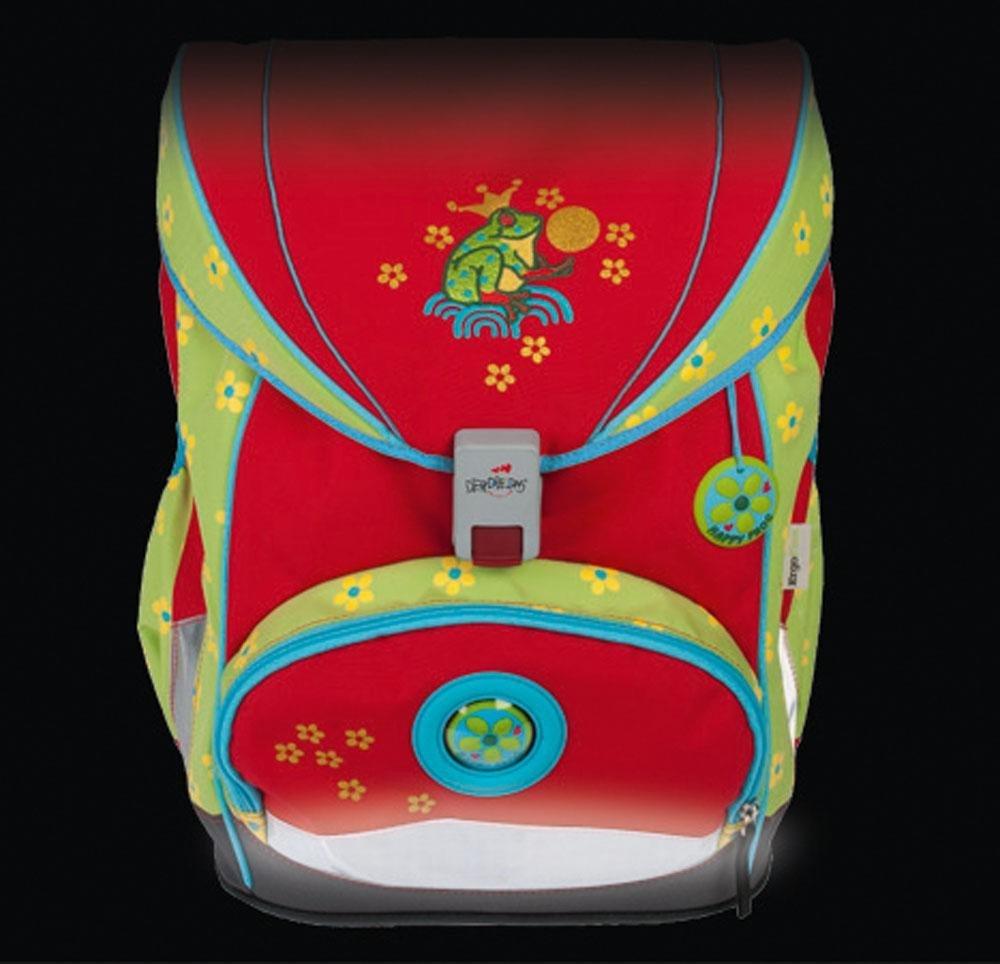 Школьный ранец DerDieDas ErgoFlex XL с наполнением Крутой Вираж, - фото 10