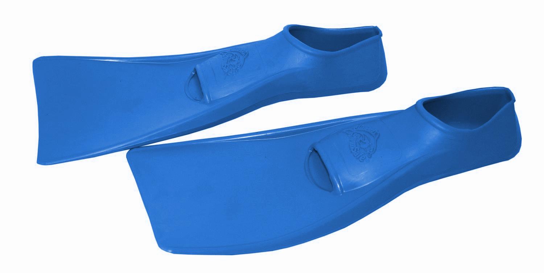 SwimSafe оригинал Ласты детские каучуковые для бассейна размер 30-33 синие СВИМСЕЙФ - Германия, - фото 2