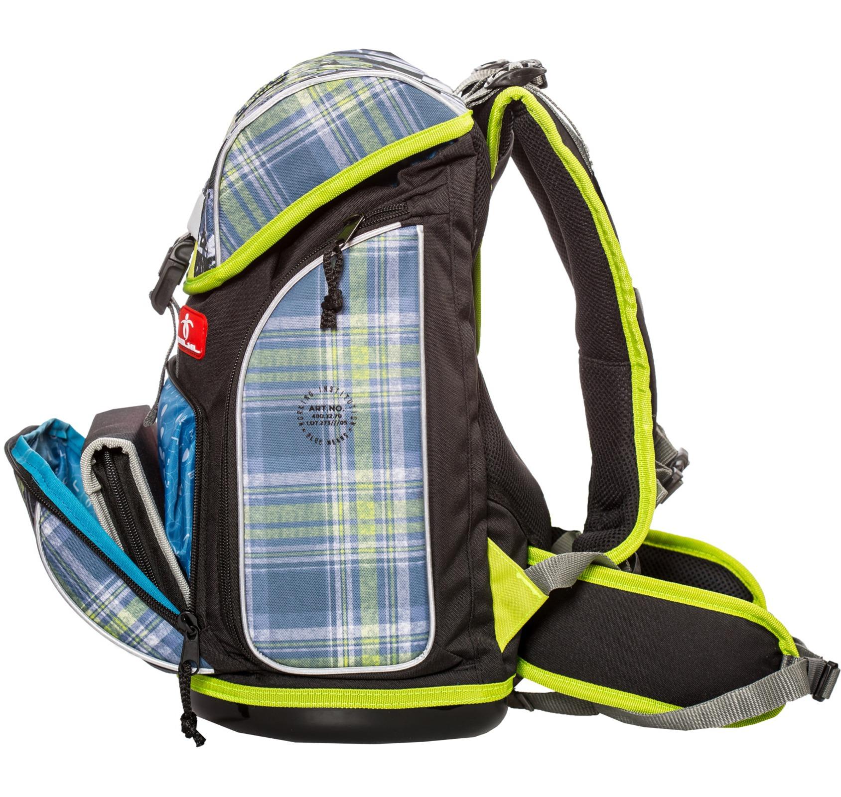Рюкзак белмил рюкзаки з ортопедичною спинкою